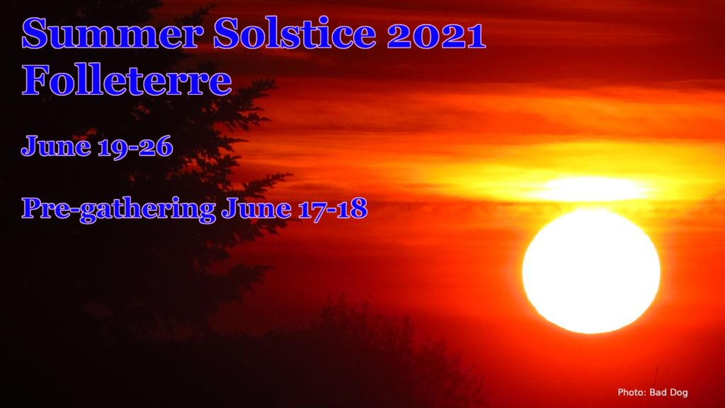 2021 Summer Solstice Gathering