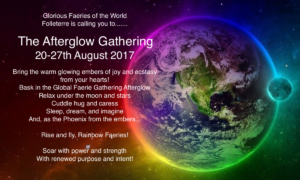 2017 Global Afterglow Gathering Call