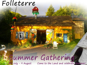 2017 Summer Gathering call