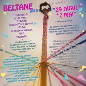 Call Beltane 2018-FR