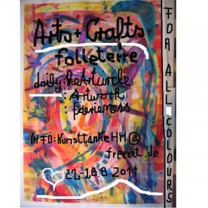 2011 Art Gathering Call