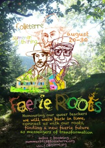 """2012 Summer Gathering """"Faerie Roots"""""""