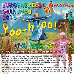 2013 1st Austrian Gathering Call