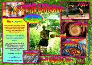 2013 Summer Gathering