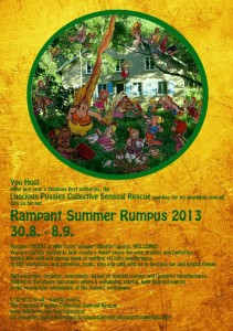 2013 Luscious Summer Rumpus